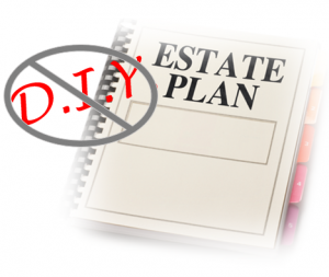 diy estate planning